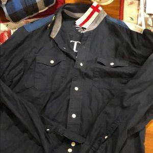 Nautica Shirts - Men's vintage Nautica Regatta series button-down